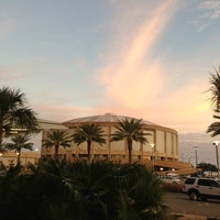 Photo taken at Mississippi Coast Coliseum & Convention Center by Nicholas on 1/19/2013