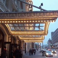 Photo taken at The Hippodrome Theatre at the France-Merrick Performing Arts Center by Mark on 4/12/2013