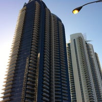 Photo taken at City of Sunny Isles Beach by Brb A. on 10/31/2012