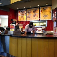Photo taken at Raising Cane's by Kevin B. on 10/21/2012