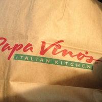 Photo taken at Papa Vino's Italian Kitchen by Larry M. on 7/30/2013