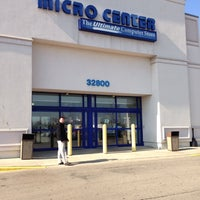 Photo taken at Micro Center by Larry M. on 10/24/2012