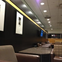 Photo taken at American Airlines Admirals Club by Matias O. on 3/10/2013