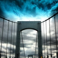 Photo taken at Throgs Neck Bridge by Jaclyn S. on 6/8/2013
