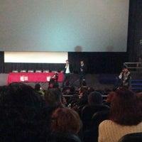Photo taken at 10mo Festival Internacional de Cine de Morelia by Gaby G. on 11/5/2012