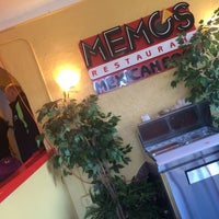 Photo taken at Memo's Mexican Restaurant by Captain B. on 11/30/2015