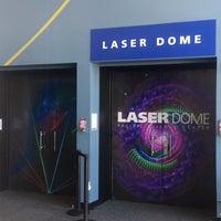Foto tirada no(a) Seattle Laser Dome por Captain B. em 4/26/2018