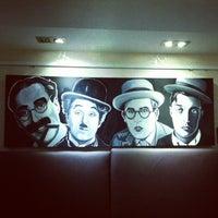 2/9/2013 tarihinde Daniel L.ziyaretçi tarafından Café de Autor'de çekilen fotoğraf