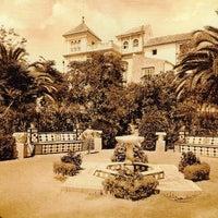 Foto tomada en Jardines de Murillo | Paseo Catalina de Ribera por Daniel L. el 10/20/2012