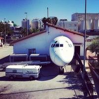 Photo taken at Museo de la Aviación de Málaga by Daniel L. on 6/28/2014