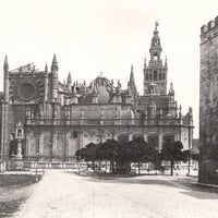 10/17/2012에 Daniel L.님이 383. Cathedral, Alcázar and Archivo de Indias in Seville (1987)에서 찍은 사진