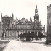 10/17/2012 tarihinde Daniel L.ziyaretçi tarafından 383. Cathedral, Alcázar and Archivo de Indias in Seville (1987)'de çekilen fotoğraf
