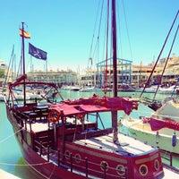 Foto tomada en Puerto Deportivo de Benalmádena - Puerto Marina por Daniel L. el 5/2/2016