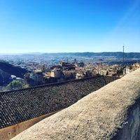 Photo taken at Mirador del castillo by Daniel L. on 11/15/2015