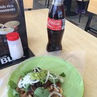 Photo taken at Tacos La Güera by Heidi N. on 3/6/2016
