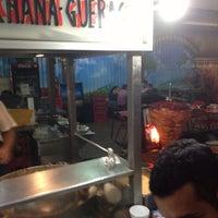 Photo taken at La Lupita Tacos by Juan on 8/4/2013