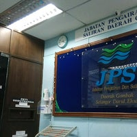 Photo taken at Pejabat Tanah Daerah Gombak by Futra Hurairah S. on 5/9/2017