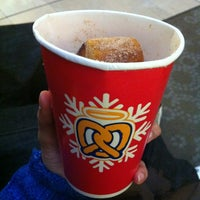 Photo taken at Auntie Anne's by Jancy on 1/1/2013