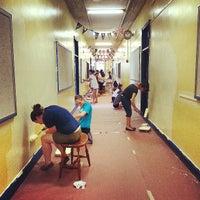 Photo taken at Mott Hall II by Joshua W. on 7/23/2013