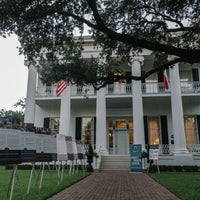 Photo taken at Texas Governor's Mansion by Joshua W. on 10/25/2017
