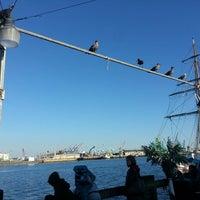 Photo taken at San Pedro Marina by Esteban S. on 1/1/2015