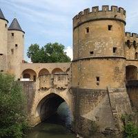 Das Foto wurde bei Porte des Allemands von Chaussette C. am 7/26/2014 aufgenommen