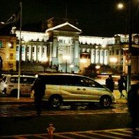 Photo taken at Palacio de Justicia de Lima by Andre B. on 10/13/2012