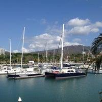 Photo taken at Marina Riviera Nayarit by Montserrat S. on 6/29/2013