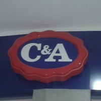 Photo taken at C&A by Junior L. on 12/15/2012