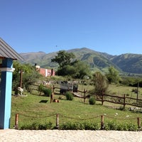 Photo taken at Tafí del Valle by Emilce on 12/26/2012