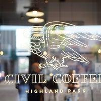 Снимок сделан в Civil Coffee пользователем Kim H. 6/9/2018