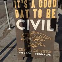 Photo prise au Civil Coffee par Kim H. le6/9/2018