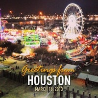 Photo taken at Houston Livestock Show and Rodeo by Veronica on 3/16/2013