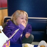 Photo taken at Burger King by Nicole T. on 12/21/2012