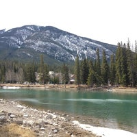 Photo taken at Town of Banff by Alexey on 4/18/2013