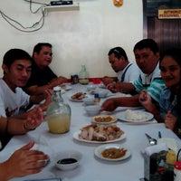 Photo taken at TiaMarcyz (Lechon & Catering) by Ladz R. on 10/25/2013