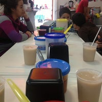 Photo taken at Tacos Pacos by Amadai C. on 2/17/2013