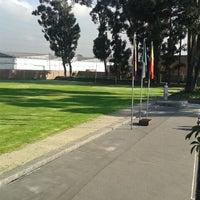 Photo taken at Colegio Salesiano Leon XIII (Primaria) by Lucas F. on 1/27/2014