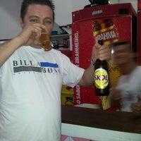 Photo taken at Bar do Tiuzinho by Alemão Flavio G. on 9/21/2013