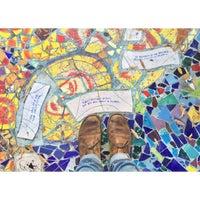 photo taken at mosaic tile house by daniel k on 1272015 - Mosaic Tile House 2015