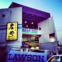 Photo taken at Lawson by Junichi K. on 4/5/2013