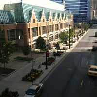 Photo taken at Wisconsin Center by Donna T. on 10/9/2012