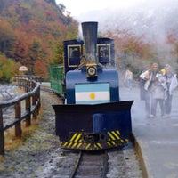 Foto tirada no(a) Estación del Fin del Mundo [Tren del Fin del Mundo] por kassanmoor em 2/11/2013