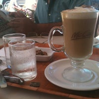 Photo taken at McCafé by Carolina F. on 2/4/2013