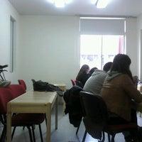 Photo taken at Facultad de Ciencias Empresariales by Javier G. on 10/12/2012