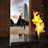 Снимок сделан в Нагорный парк пользователем Fariz Q. 10/2/2012