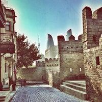 Снимок сделан в Ичери-шехер пользователем Fariz Q. 11/4/2012
