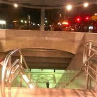 Photo taken at Pershing Square Metro Station by Esteban S. on 2/19/2013