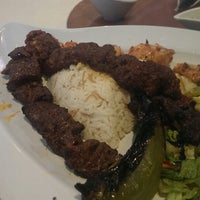 Photo taken at Sofra Kabab Express by Esteban S. on 5/23/2013