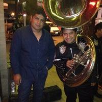 """Photo taken at Rodeo """" El Jefe De Jefes """" by Mau V. on 2/1/2014"""